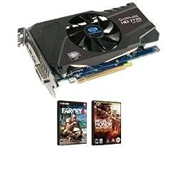 Sapphire Radeon HD 7770 GHZ Ed OC 1GB GDDR5 Bundle