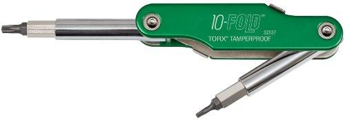 Klein Tools 32537 10-Fold Torx Tamperproof Screwdriver/Nut Driver