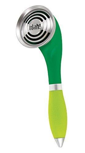 Blah! PEN (Green) -- Features 12 Funny Blah! Phrases