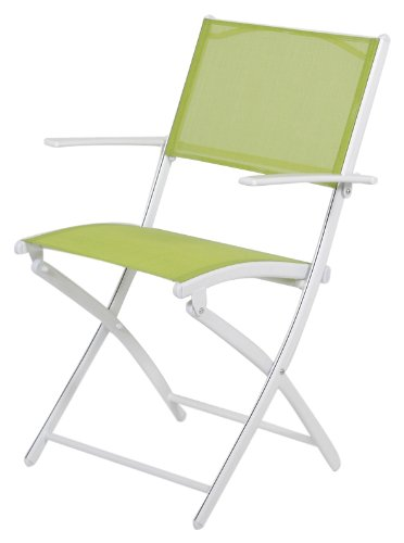 ABC Home Scandinavian Style Folding Chair, Multicoloured