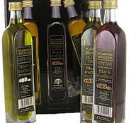Truffle Oil and Vinegar Gift Box