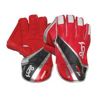 KOOKABURRA Haddin 200 Wicket Keeping Gloves, Youths
