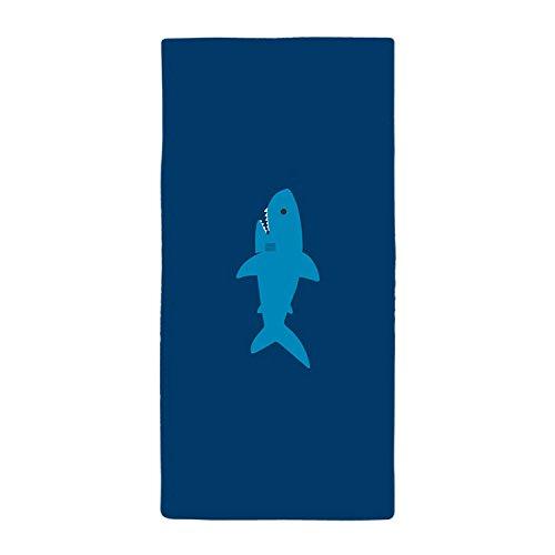 rio-blu-nautico-squalo-cena-assorbente-super-assorbente-asciugamano-da-bagno-in-microfibra-asciugama