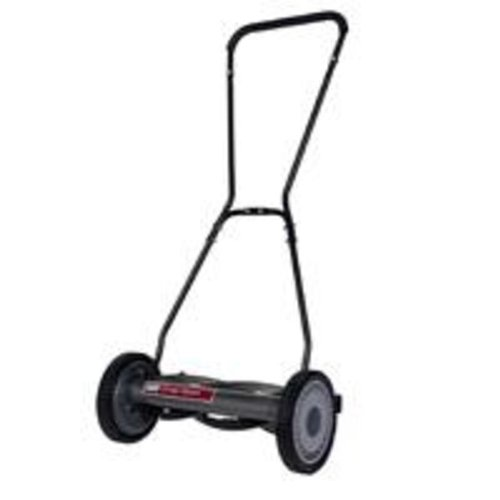 American Lawnmower Company Deluxe Full Feature 18 inch Cutting Width Reel Mower image