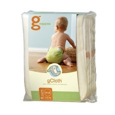G-Diapers Gcloth Inserts, 6-Count (1x6 ct)