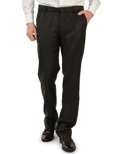 Drykorn Trousers (UK: 34 / EU: 44, brown)