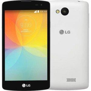 Smartphone LG Optimus F60 Blanc