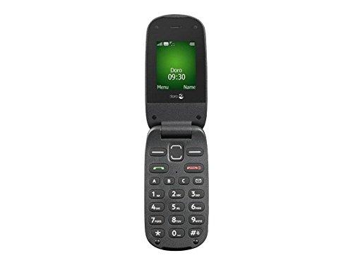 Doro-Phoneeasy-606-Tlphone-Mobile-Clapet-Actif-Noir