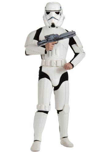 Realistic Stormtrooper Costume from Rubies Costume Co. Inc