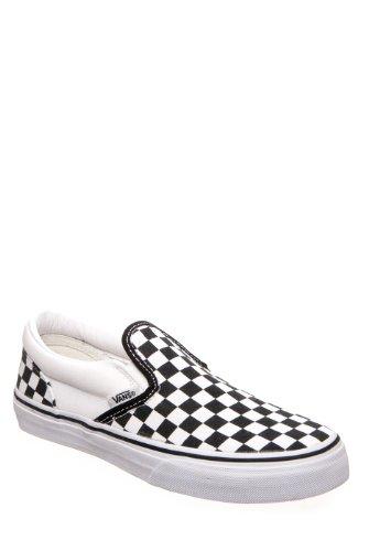 Vans Kids' Classic Slip On Checkerboard Sneaker