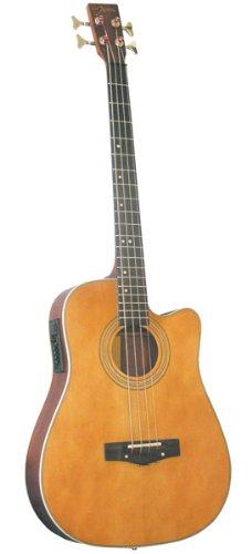 Johnson Jg-702-Ce Cutaway Acoustic/Electric Bass