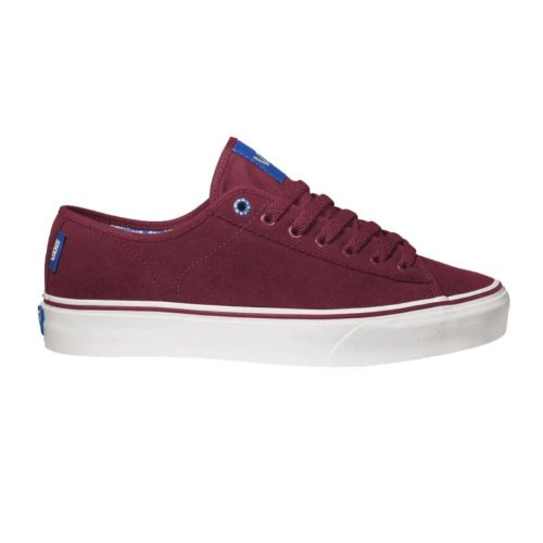 VANS Era Leather-Suede deep red/white aspen EU 40