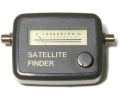 Steren 200-992 SATELITE FINDER with ANALOG METER