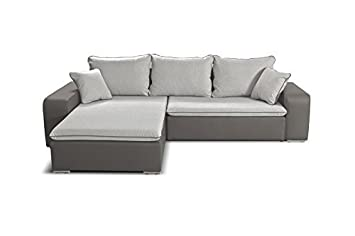 Bigsofa Cliffe Wohnlandschaft Ecksofa Eckcouch Sofa Couch Schlafsofa 01323