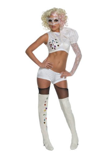 Lady Gaga Video Music Awards Performance Outfit,White