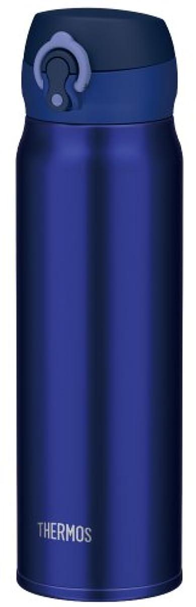 써모스 물통 진공 단열 휴대폰 머그 【원터치 오픈 타입】 0.6L JNL-600- (Color:바 건 D)