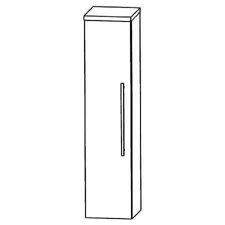 Perfect Speed Medium Cupboard (MNA844AL/R) Bathroom, 40cm
