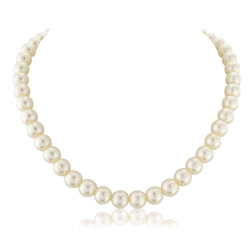 Children's pearl necklace - matching bracelet available - perfect for flower girls and children's wedding jewellery - includes gift bag