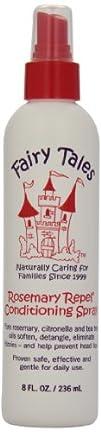 Fairy Tales Repel Conditioning Spray Rosemary 8 Fluid Ounce