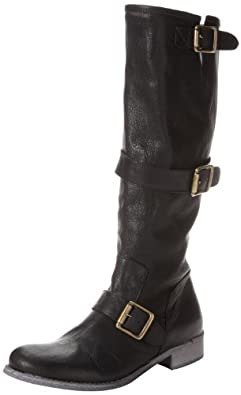Cordani Women's Plymouth Knee-High Boot,Black,36 EU/5.5 M US
