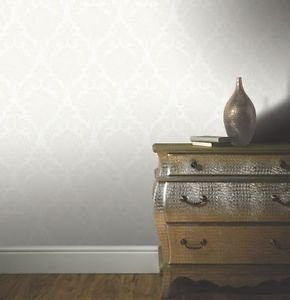 Arthouse Astoria Wallpaper - White from New A-Brend
