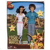 Buy Low Price Mattel High School Musical 2: Gabriella and Troy Dolls Figure (B000WQ41NE)