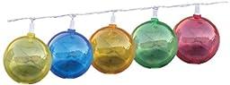 Prime Products 12-9004 Patio Globe Multi-Colored Light