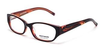 Skechers Women's Designer Glasses SK 2007 BLK