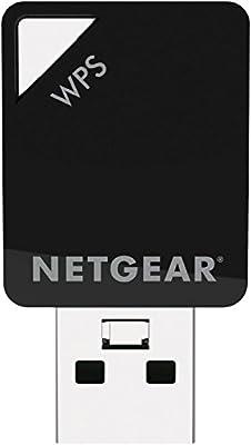 NETGEAR AC600 Dual Band Wi-Fi USB Mini Adapter (A6100)