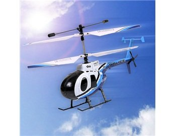 9988 2.4GHz 4-Channel R/C Remote Control Alloy Helicopter with Built-in Gyro and Single Propeller + Worldwide free shiping