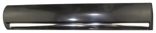 Auto Tech Plastics BPG-053 2000-2006 Chevy Tahoe Driver side Rear door Trim Molding black Paint to Match- image