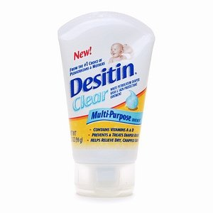 Desitin Clear Diaper Rash Ointment - 3.5 Oz
