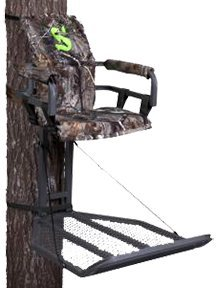 Great Deal! Summit Treestands Crush Series Peak Hang-On Stand