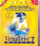 Virtual Drive 7 Deluxe CD-ROM [XP Compatible]