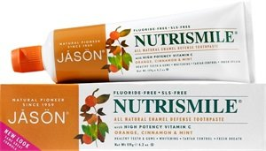 Jason Natural Products NutriSmile Toothpaste 120 ml