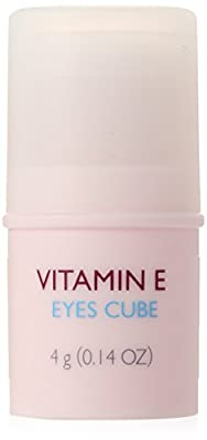 The Body Shop Vitamin E Eyes Cube, 4 Gram (Packaging May Vary)