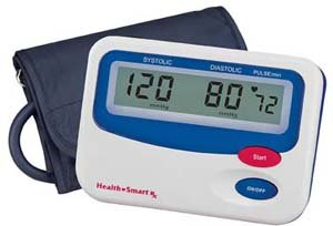 Cheap HealthSmart Automatic Digital Blood Pressure Arm Monitor (B002L0U79G)