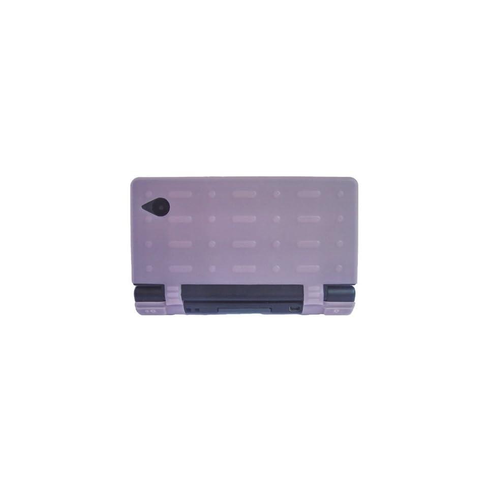 com iShoppingdeals  Premium PINK Silicone Skin case for Nintendo DSi