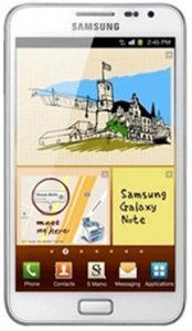 Buy No Contract Phones – N7000 Samsung Galaxy Note Unlocked Android Smartphone (White)