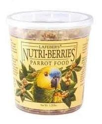 Cheap Lafebers Parrot Nutri-berries 12oz (B0002ARFOC)