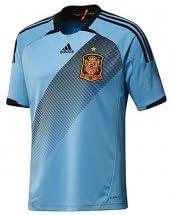 Adidas FEF A JSY Camiseta de Futbol Azul para Hombre Espana