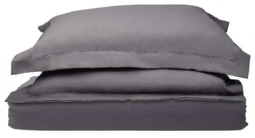 Find Discount HC COLLECTION - 1500 Thread Count Egyptian Quality Duvet Cover Set Full Queen Size, 3p...