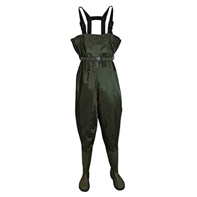 Ultra Fishing Chest Waders With Belt by Ultra