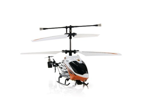 YD-617 Infrared Control 3-Channel Mini Helicopter with Built-in Gyro EMS Shipping (White)