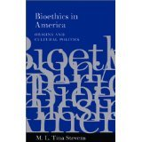 img - for Bioethics in America: Origins and Cultural Politics [HARDCOVER] [2000] [By M. L. Tina Stevens] book / textbook / text book