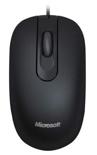 Microsoft Optical Mouse 200 - Black