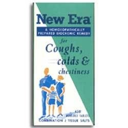 New Era Combination J - For Coughs, Colds & Chestiness