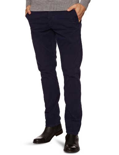 G Star Cl Bronson Slim Chino Men's Trousers Brittany Blue W31INxL32IN