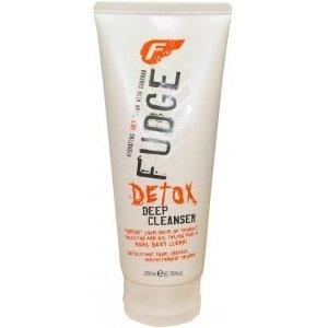 Fudge - Detox Deep Cleanser For A Really Deep Clean 200ml