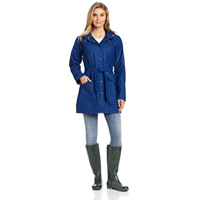 Amazon.com: Helly Hansen Women's Kirkwall Rain Coat
